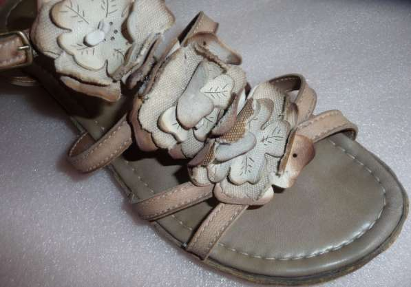 Босоножки-сандалии Marco Tozzi, натуральная кожа, р-38