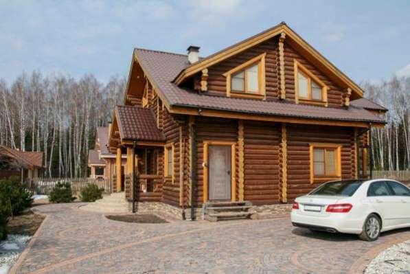 """Продается участок с двумя домами в КП """"Боровики""""."""