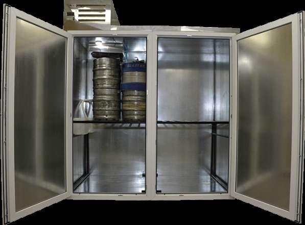 Кегераторы BERK- Холодильные камеры для пива в Москве фото 6