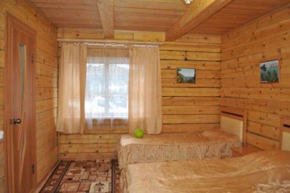 Гостиничный комплекс п. Листвянка на Байкале в Иркутске фото 3