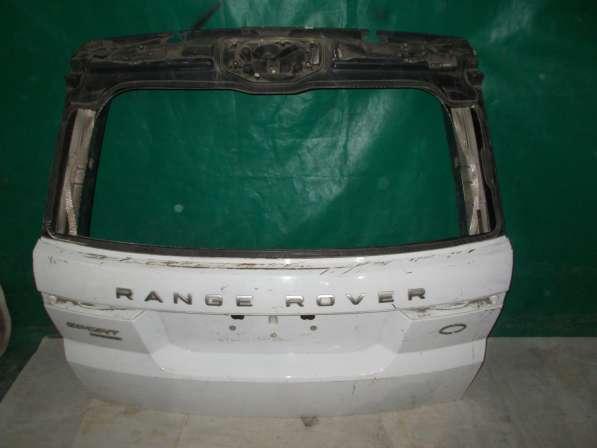 Крышка багажника Land Rover Range Rover Sport