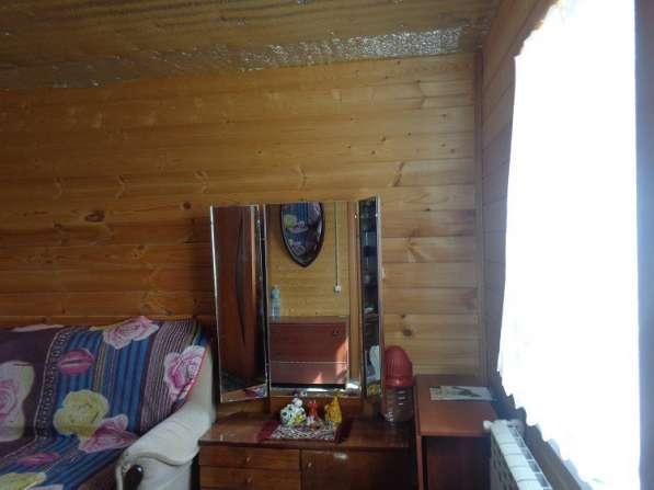 Симферопольское шоссе 47 км. Дом в деревне Сергеево в Чехове фото 6