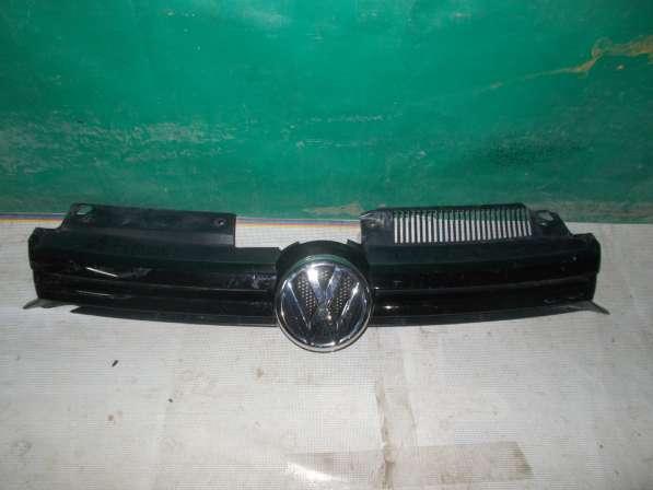 Решетка радиатора на Volkswagen Golf 6