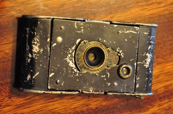 Старая фотокамера Кодак!