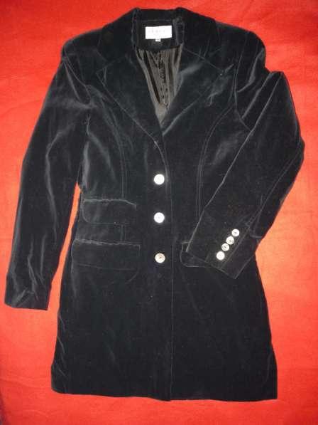 Стильный удлиненный пиджак