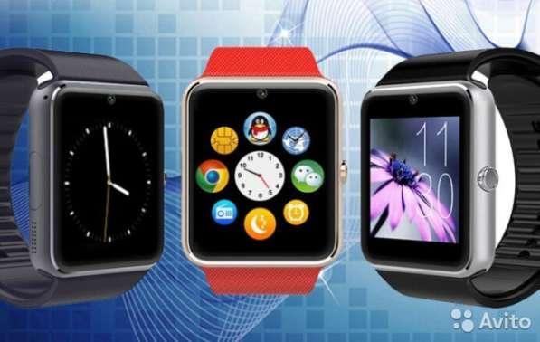 Умные часы Smart Watch GT08 + карта памяти в подарок