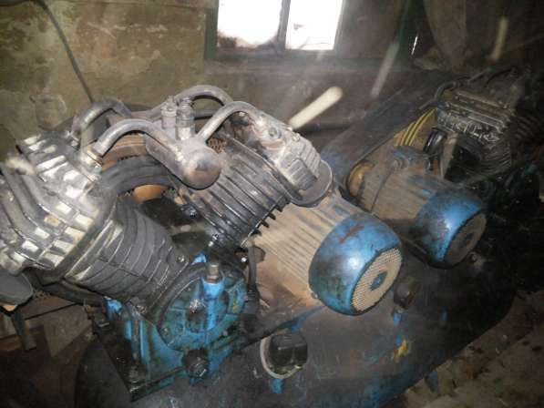 Продаю Поршневой компрессор К-3