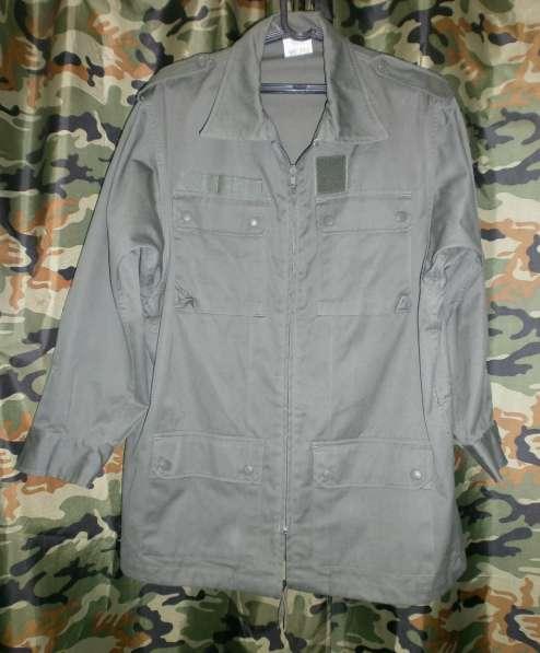 Армейская лёгкая куртка Франция