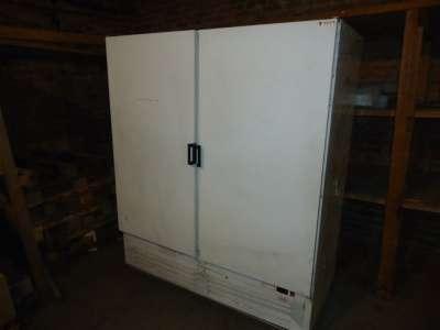 торговое оборудование БУ шкафы холодильные