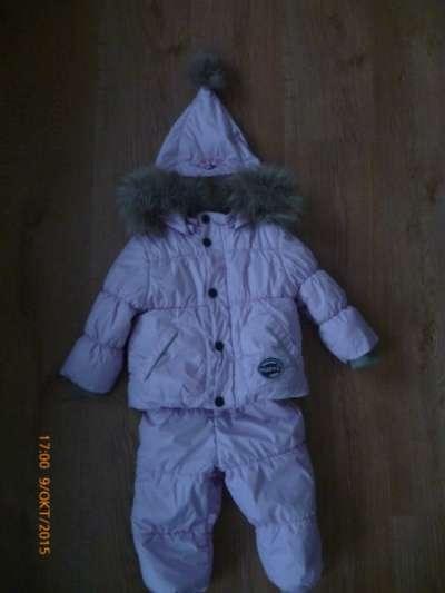 Зимний комплект Huppa 80 см