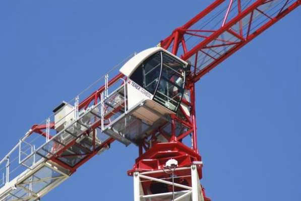 Продаются башенные краны и самомонтируемые краны TEREX COMEDIL