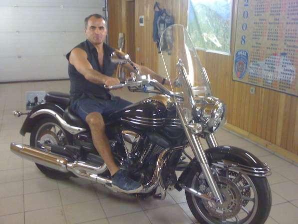 Мотоцикл yamaxa