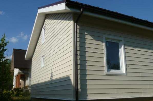 Ремонт и отделка деревянных домов и бань