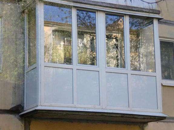 Лоджия, балкон пвх