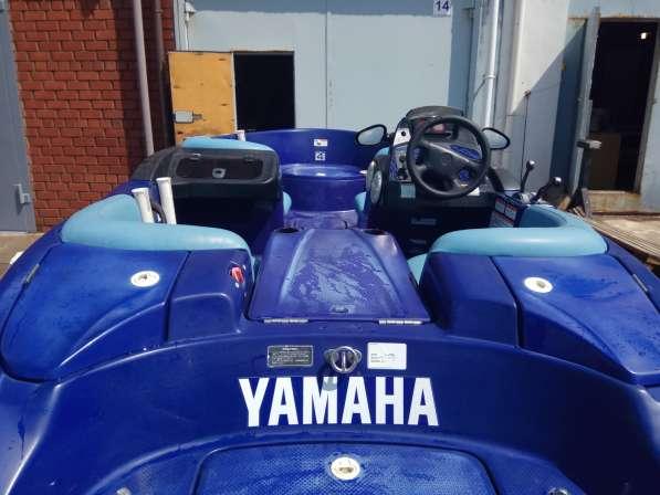 Yamaha Exciter - отличный катер для активного отдыха на воде в Владивостоке фото 4