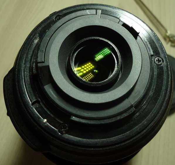 Продаю объектив Nikon DX AF-S Nikkor 55-200mm 14-5.6G ED VR в Самаре фото 6