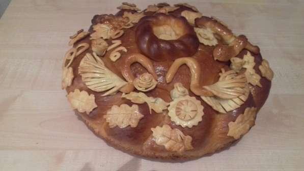 Осетинские, русские пироги,свадебный каравай, торты на заказ в Железногорске фото 6