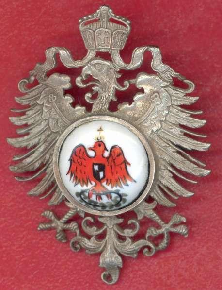 Германия Знак в память 100-летия ордена Красного Орла