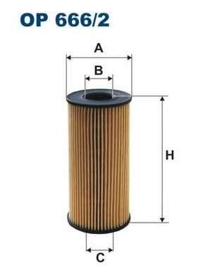 Фильтр масляный Filtron Рено Мастер 2,5 дизель