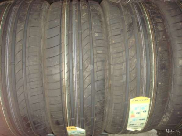 Новые Dunlop 255/50 R19 кватромаксс