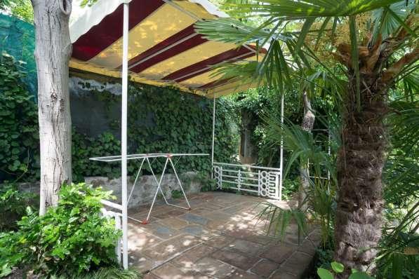 Дом с бассейном и сауной в Ялте фото 13