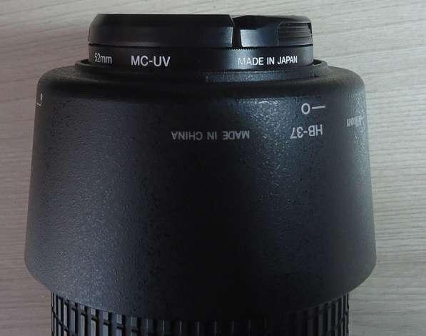 Продаю объектив Nikon DX AF-S Nikkor 55-200mm 14-5.6G ED VR в Самаре
