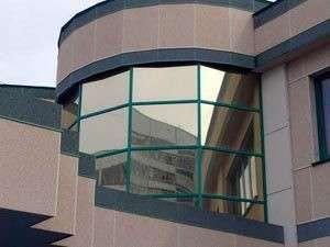 Тонировка балконов, лоджий в Краснодаре