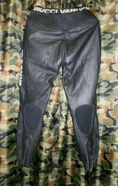 Мотобрюки кожаные брюки Vanucci Германия в Екатеринбурге фото 7
