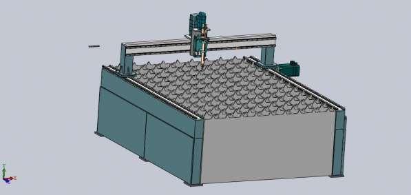 Производство станков с чпу