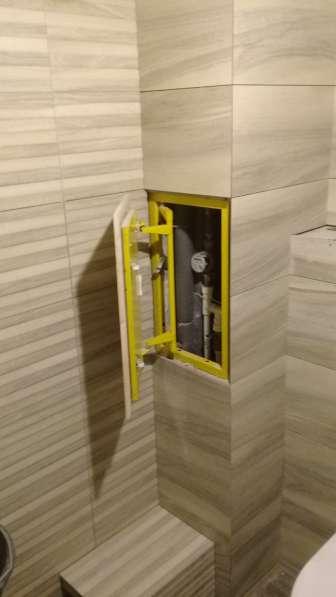 Ремонт ванной комнаты под ключ. Коломна в Коломне фото 6