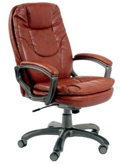 868 коричневое кресло