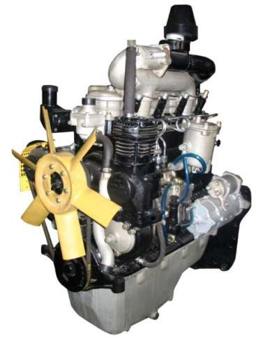 Двигатель Минский Моторный Завод Д243-91