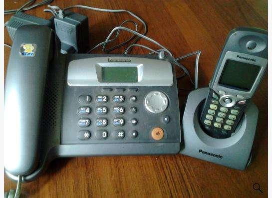 Цифровой беспроводной телефон Panasonic продам