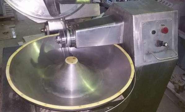 Куттер для приготовления колбас 40 литров