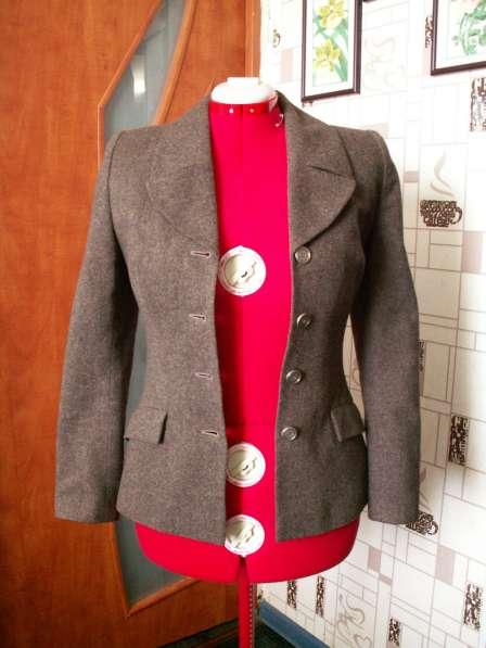 Твидовый пиджак в Сургуте фото 5