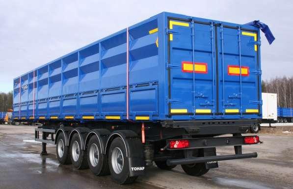 Зерновоз Тонар 9385-038 с боковой выгрузкой в Москве
