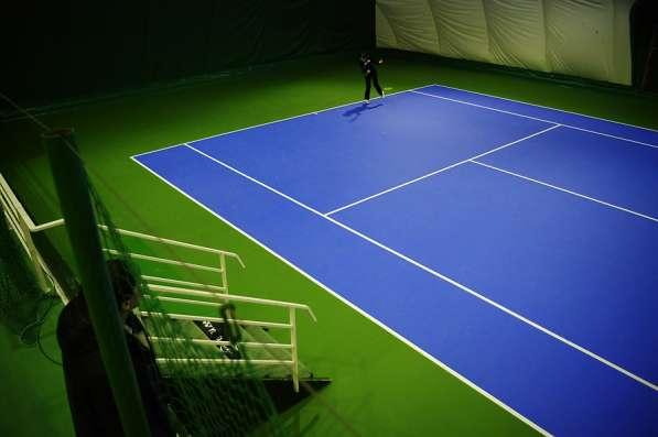 Теннисный корт по доступной цене и в минимальные сроки в Екатеринбурге фото 9