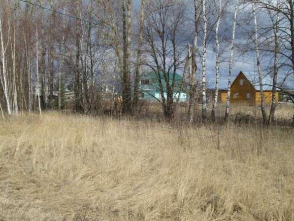 Участок 30 соток под ЛПХ в дер. Клементьево Можайский р-он, 110 км от МКАД по Минскому шоссе.
