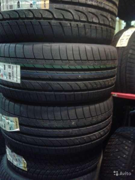 Новые немецкие Dunlop 275 45 R20 Quattro maxx