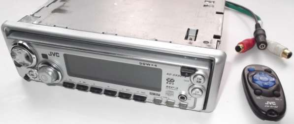 Автомагнитола JVC KD-SX997R (нерабочая)