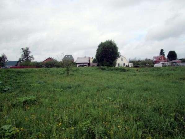 Земельный участок 15 соток дер. Холдеево, рядом Москва-река в Можайском районе,99 км от МКАД по Минскому, Можайскому шоссе.