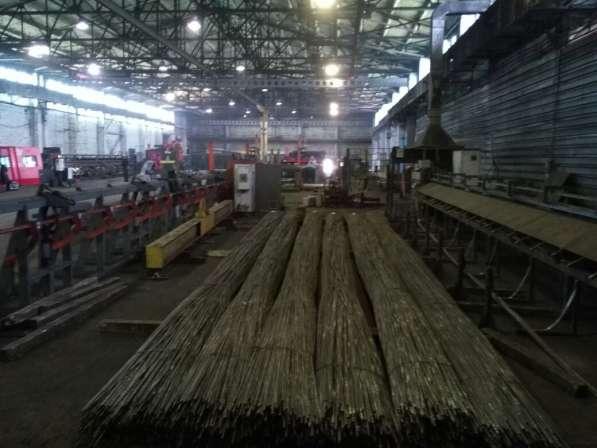 Завод по производству арматуры, метталической сетки в Москве фото 7