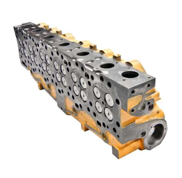 Головка блока двигателя cat 3406E