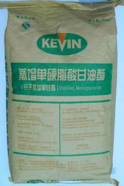 Дистиллированный моноглицерид Е471 Китай