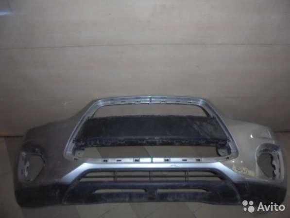 Mitsubishi ASX передний бампер б/у