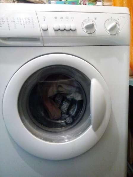 Продается стиральная машина ZANUSSI, загрузка 4,5 кг