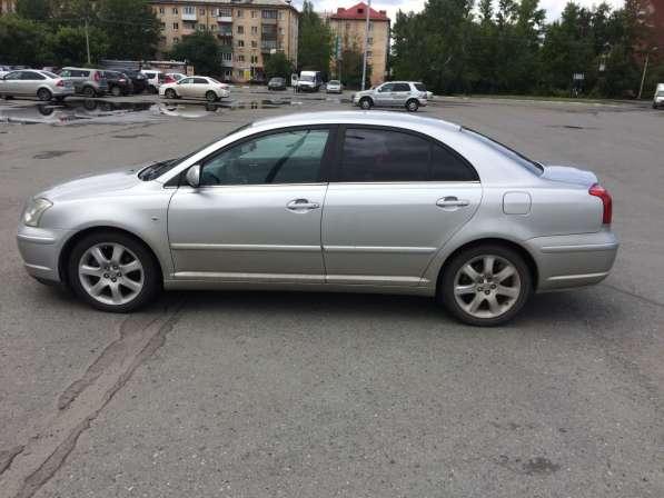 Toyota, Avensis, продажа в Омске в Омске фото 3