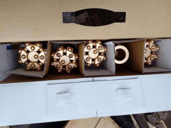 Продаются коронки буровые MITSUBISHI 38MPVS76R55M в Екатеринбурге