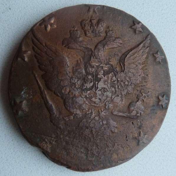 Россия 10 копеек 1762 г. Петр III арматура барабан в Орле фото 6