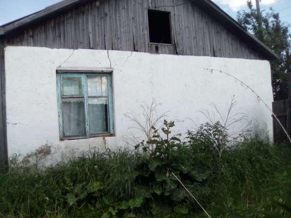 Продается дом Тюкалинский р-н с. Коршуновка
